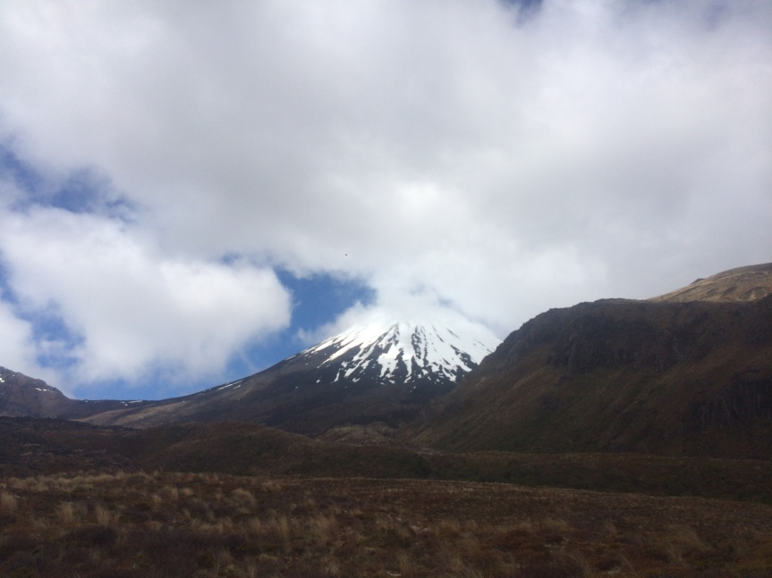 Tongariro Northern Circuit: Three Days on A Great Walk, Day One